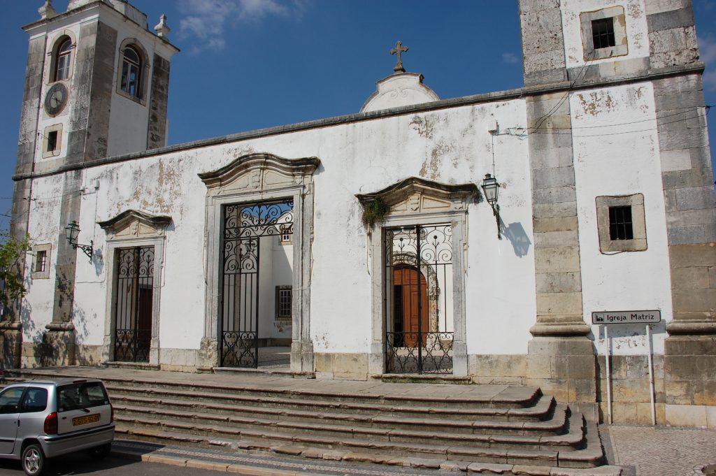 Igreja Matriz, in Chamusca.