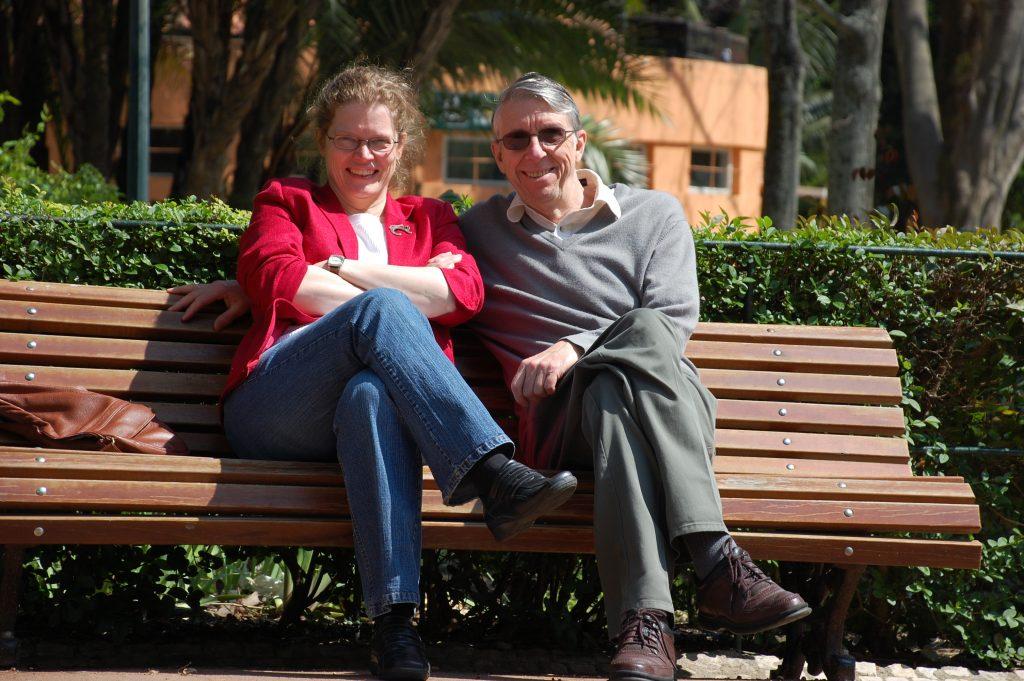 Taking the afternoon sun in the Jardim da Estrela