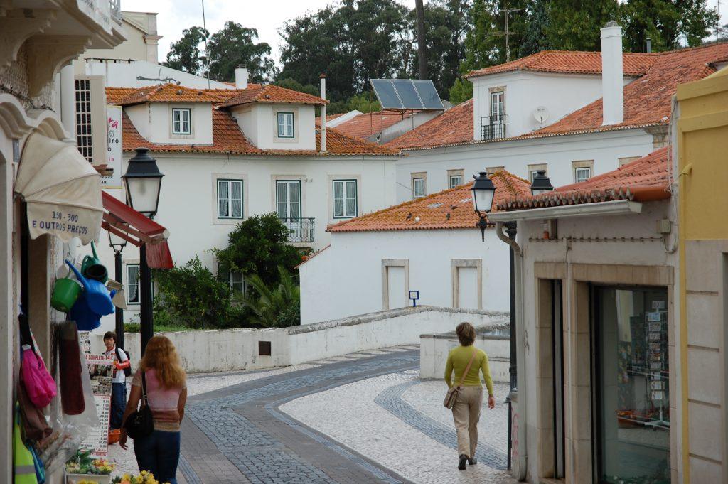 The streets of Alcobaça (4).