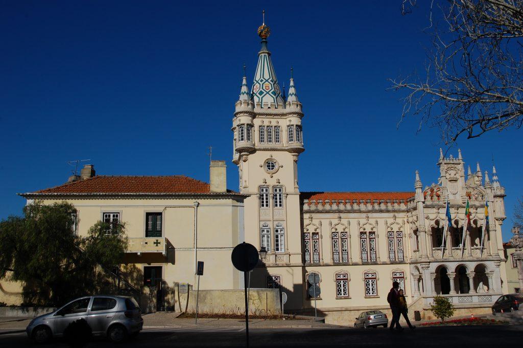 Câmara Municipal.