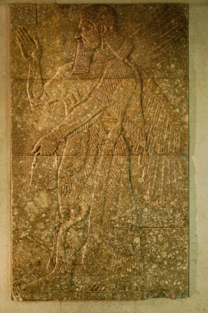 Nimrud.