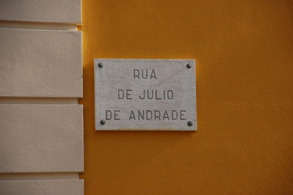 Uma rua muita linda, recommended by Rui.